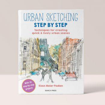 URBAN SKETCHING – STEP BY STEP – KLAUS MEIER-PAUKEN