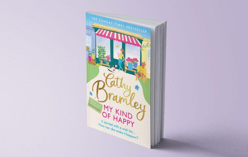 MY KIND OF HAPPY - CATHY BRAMLEY