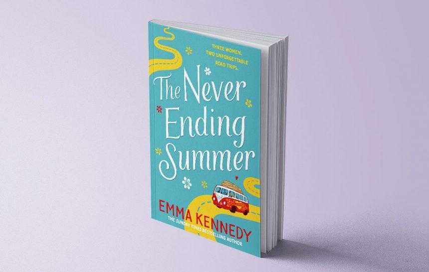 THE NEVER-ENDING SUMMER - EMMA KENNEDY