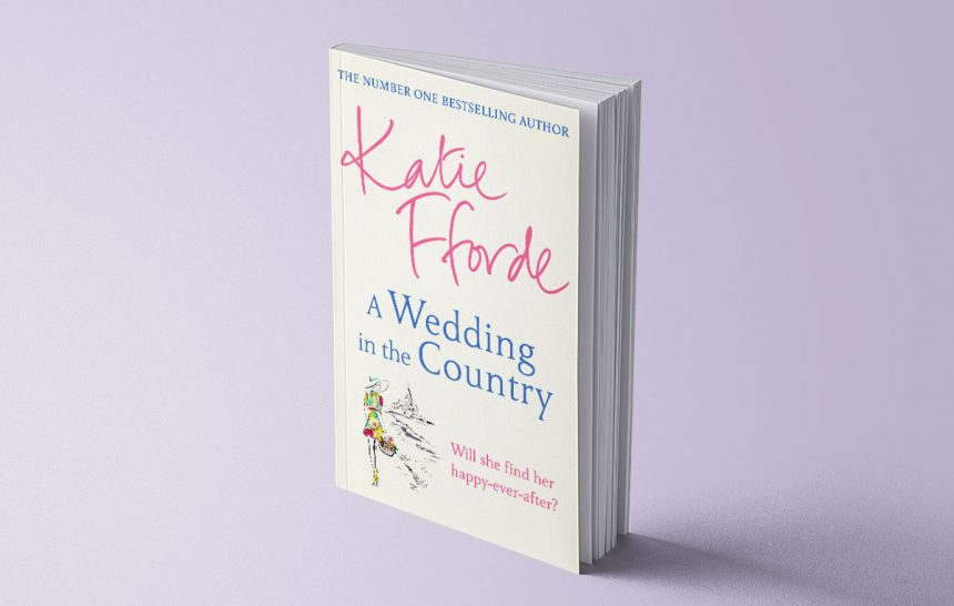 A WEDDING IN THE COUNTRY - KATIE FFORDE