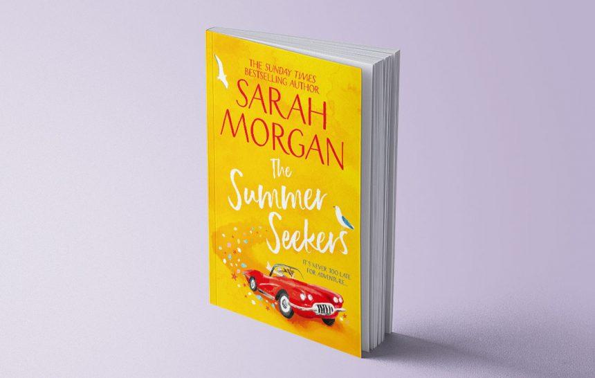 THE SUMMER SEEKERS - SARAH MORGAN
