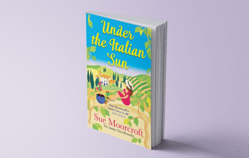 UNDER THE ITALIAN SUN - SUE MOORCROFT