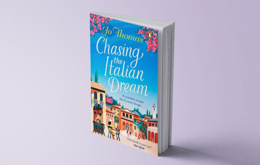 CHASING THE ITALIAN DREAM – JO THOMAS
