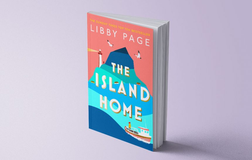 THE ISLAND HOME - LIBBY PAGE