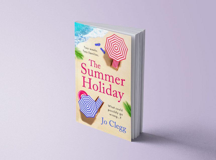 THE SUMMER HOLIDAY – JO CLEGG