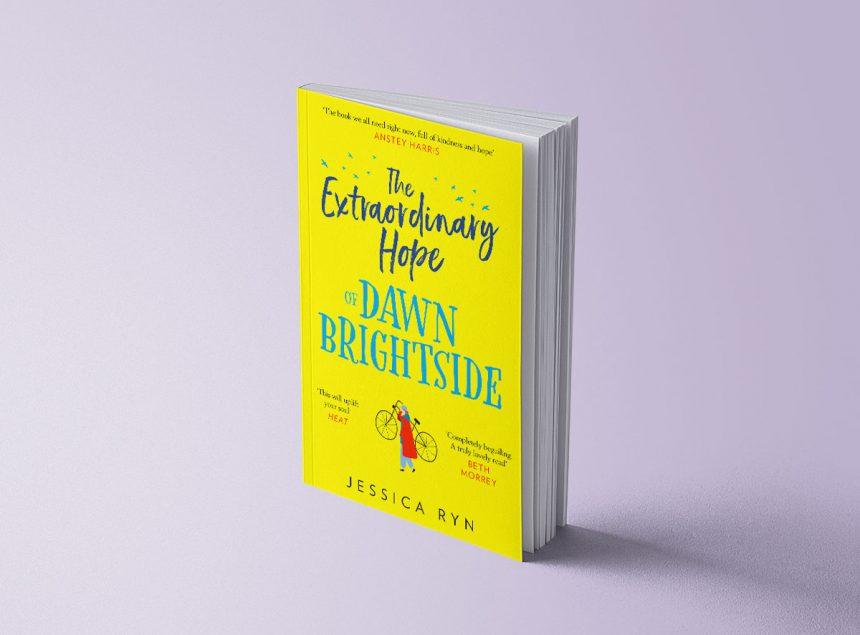 THE EXTRAORDINARY HOPE OF DAWN BRIGHTSIDE - JESSICA RYN