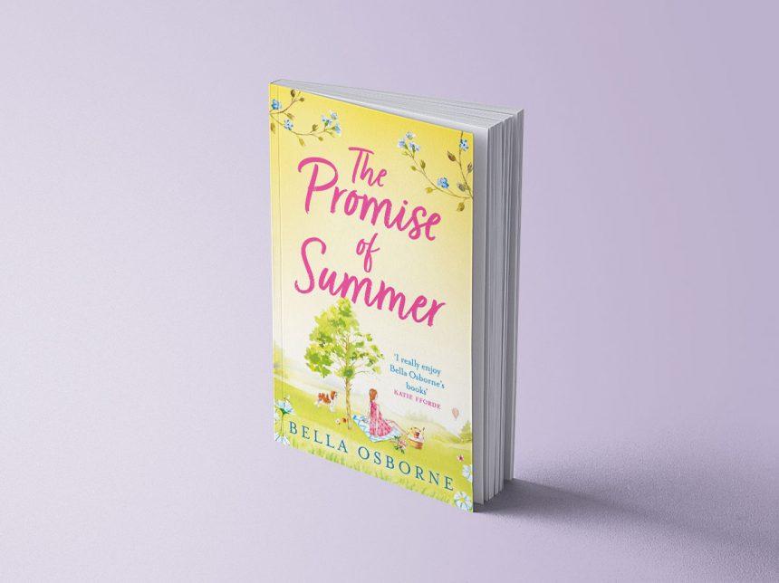 THE PROMISE OF SUMMER - BELLA OSBORNE