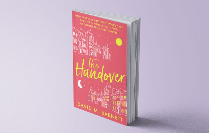 THE HANDOVER - DAVID M. BARNETT