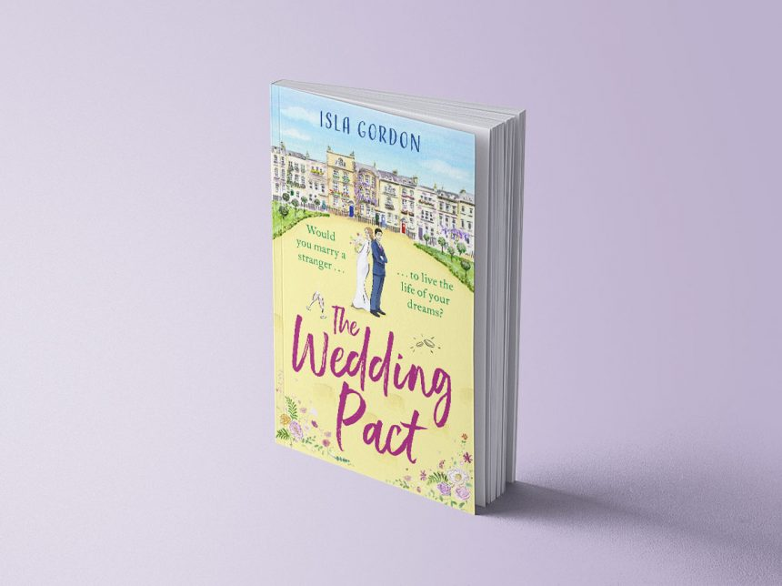 THE WEDDING PACT - ISLA GORDON