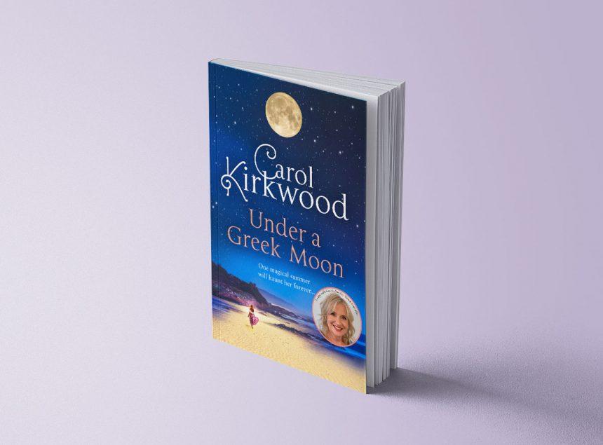Under a Greek Moon - Carol Kirkwood