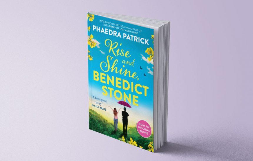 RISE AND SHINE BENEDICT STONE - PHAEDRA PATRICK