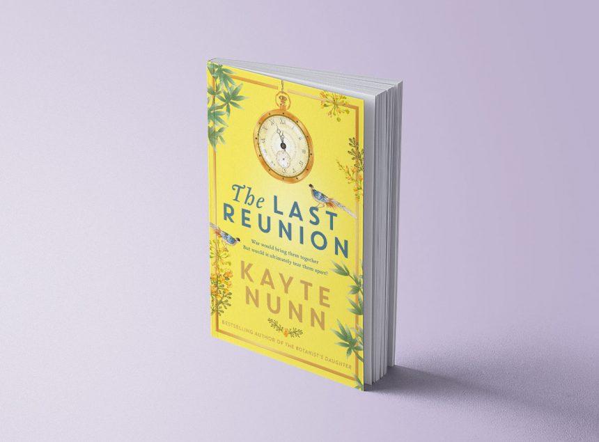 THE LAST REUNION - KAYTE NUNN